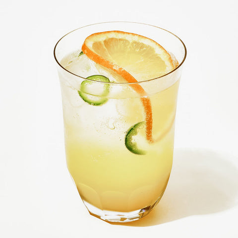 Spicy Mocktail