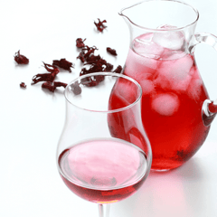 Signature pink drink for girls night