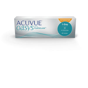 Acuvue - Oasys for Astigmatism with Hydraluxe Technology - Daily
