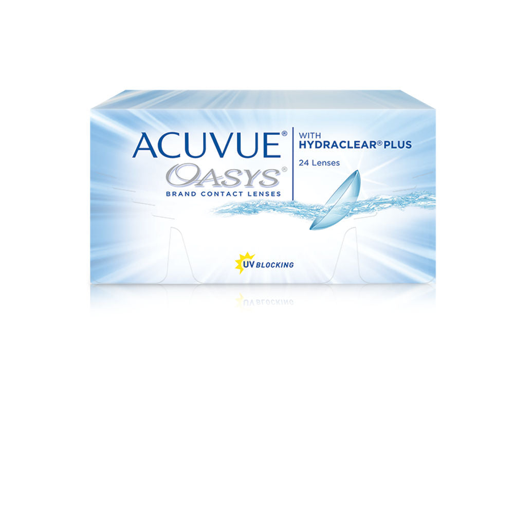 Acuvue - Oasys with Hydraclear Plus - Bi-Weekly
