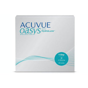 Acuvue - Oasys with Hydraluxe Technology - Daily