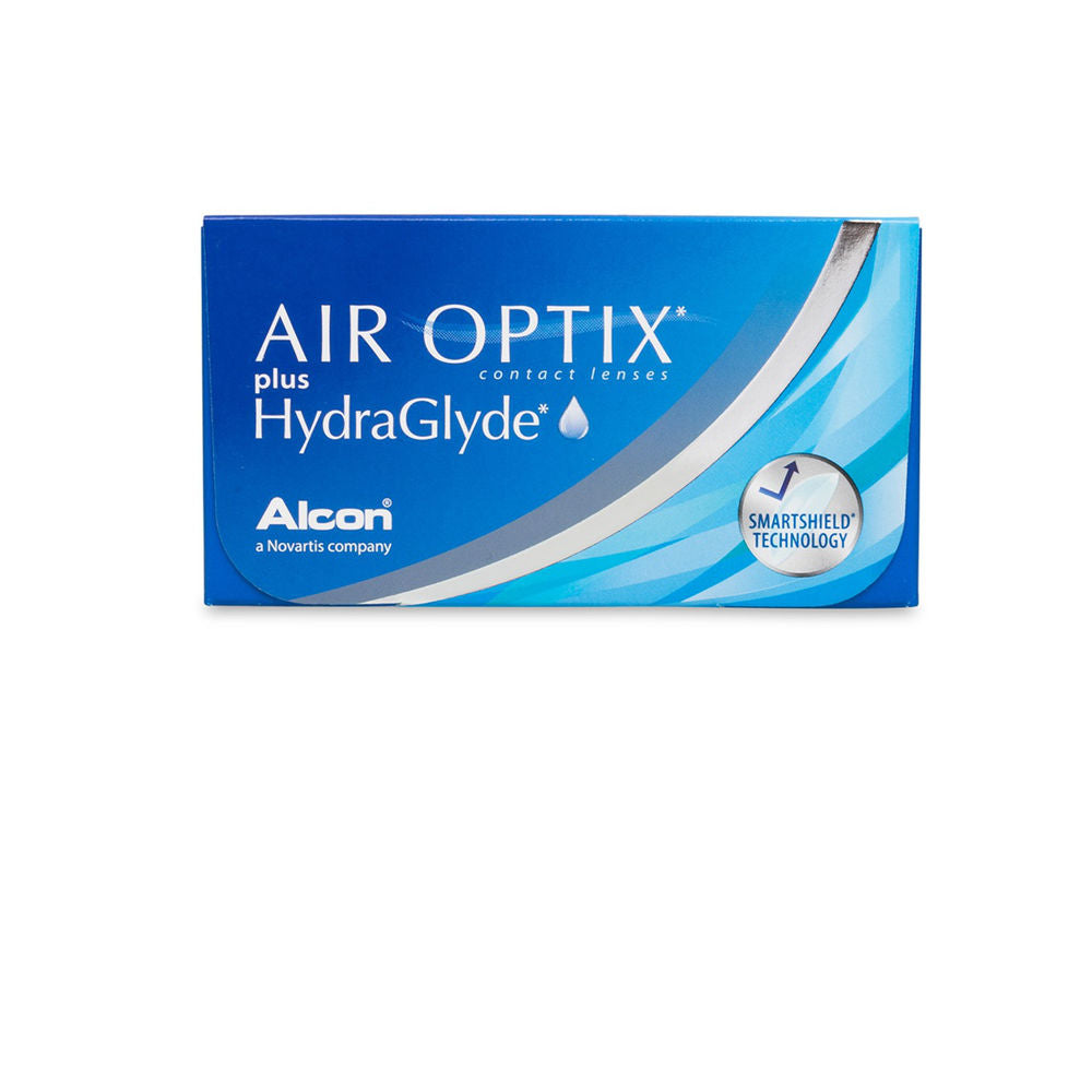Alcon - Air Optix plus Hydraglyde - Monthly