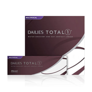 Alcon - Dailies Total 1 Multifocal - Daily