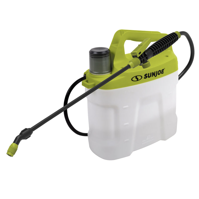 Sun Joe SJ-APS-2G Cordless All Purpose Chemical Sprayer | 4-Volt | 2 Gallon