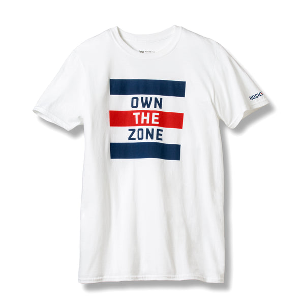 OWN THE ZONE TEE