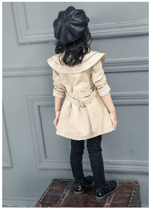 Layers Trench Coat
