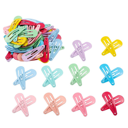 50 piece No Slip Metal Hair clips