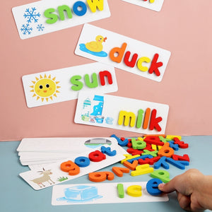 Montessori Spell Words