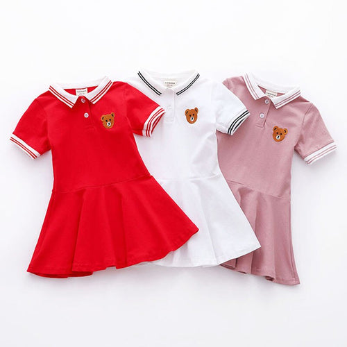 Bear Polo Dress