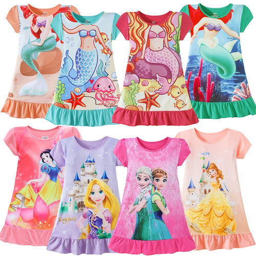 Princess and more lounge dress (Different designs)
