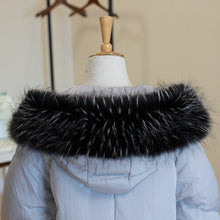 Load image into Gallery viewer, Faux Fur Winter Collar