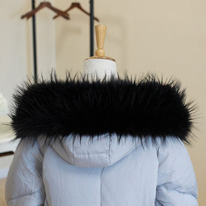 Faux Fur Winter Collar