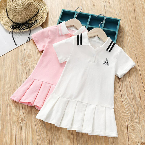 Bunny Polo Dress