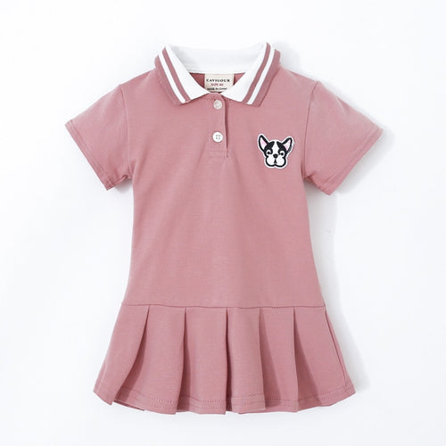 Dog Polo Dress