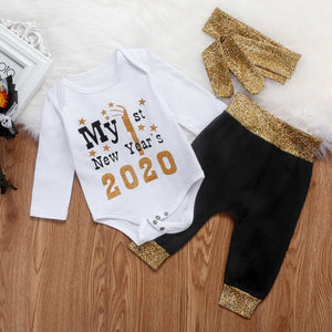 First new years outfit
