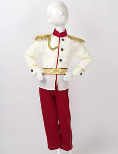 Royal Prince Costume
