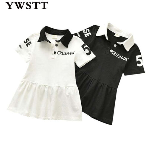 Crush DK Polo Dress