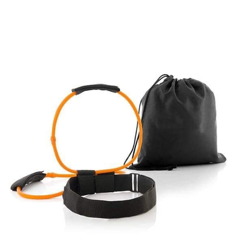Belt with Resistance Bands