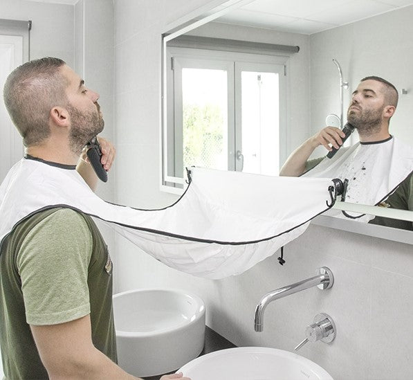 Beard Trimming BIB