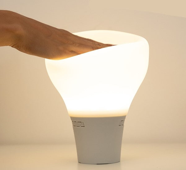 Silicone LED Touch Lamp with Speaker