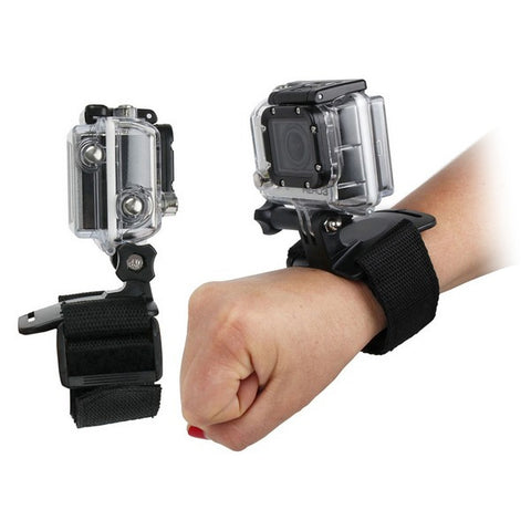 Wrist Harness For Sports Camera