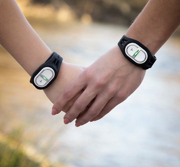 Rechargeable Mosquito-Repellent Bracelet