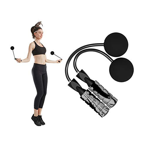 Weighted Fitness Cordless Jump Rope