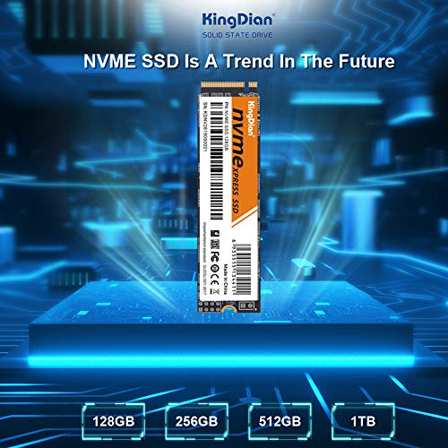 KingDian 512GB Internal SSD High Performance Solid State Drive