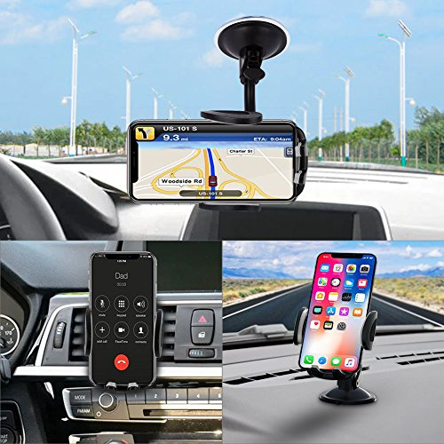 3-in-1 Universal Cell Phone Holder