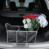 Trunk Storage Bag Organizer