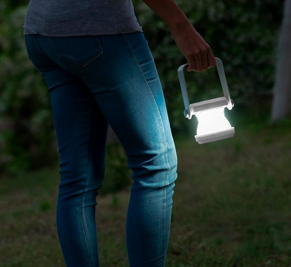 3 in 1 Foldable Torch, Lantern & Lamp