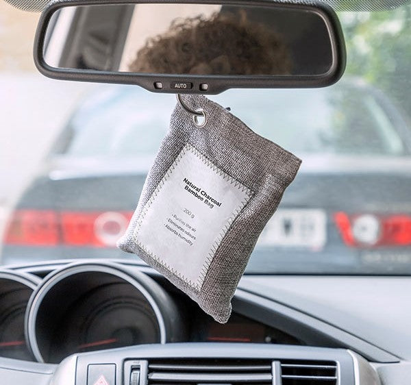 Charcoal Air Purifying Bags ( Set of 2 )
