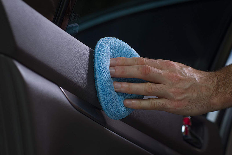 Soft Microfiber Car Wax