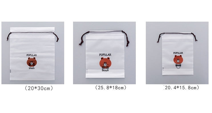 Transparent Travel Bags