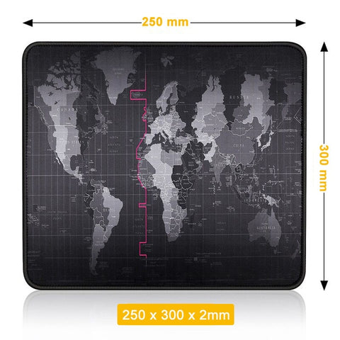 Led Backlight Mouse Pad