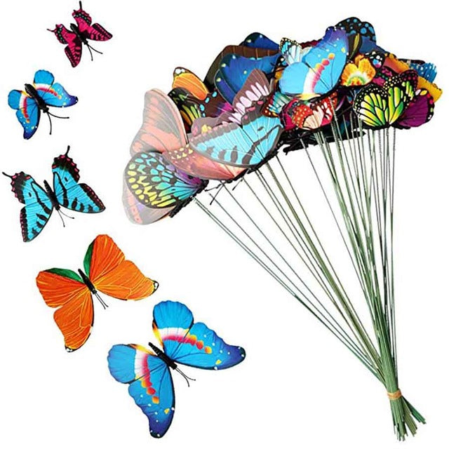 Butterfly Decorative Garden