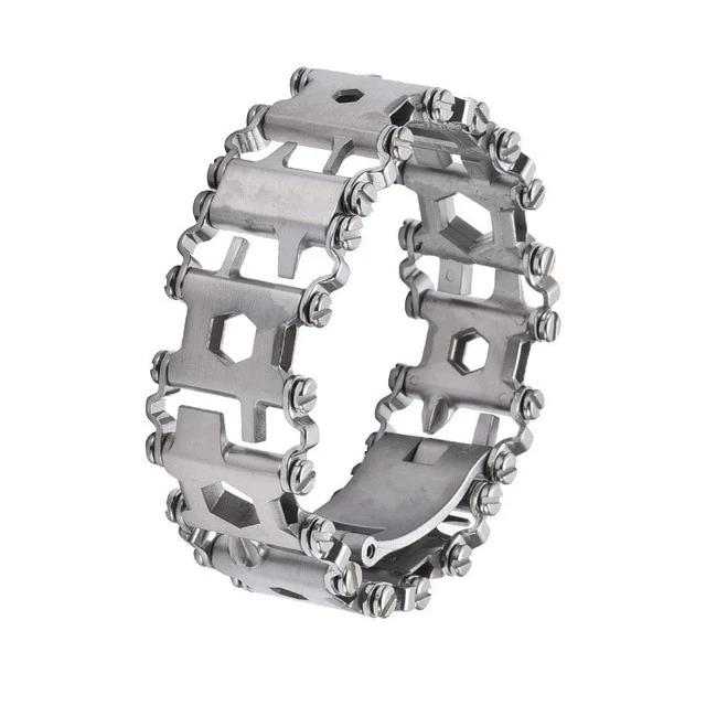 Multi-Functional Tools Bracelet
