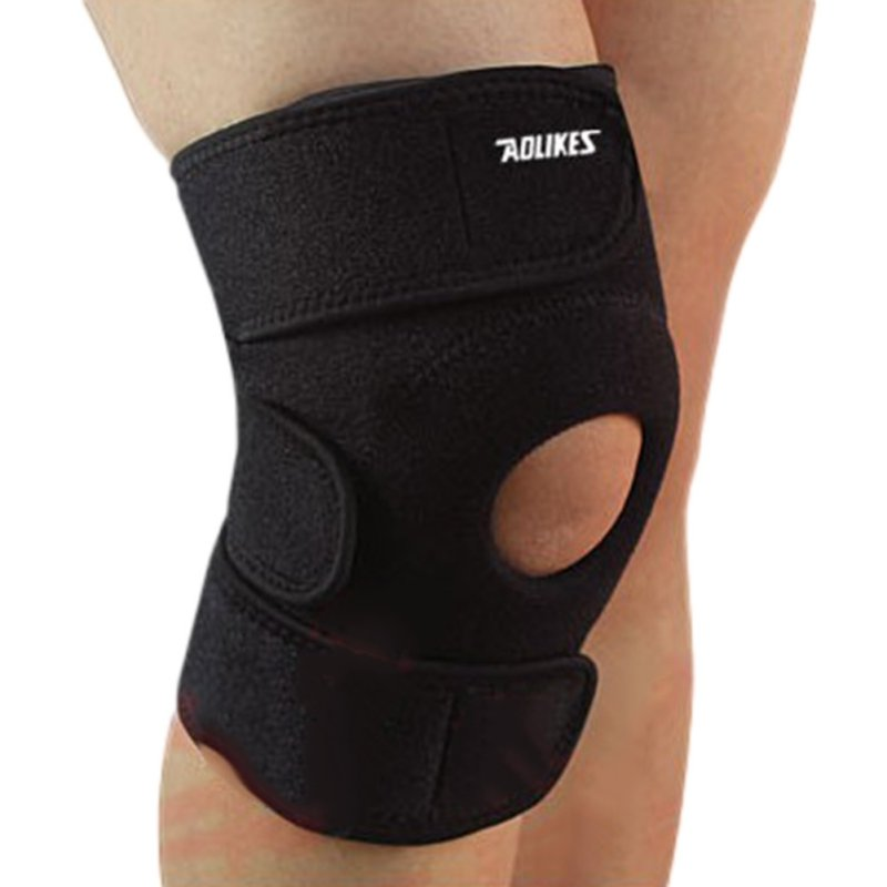Elastic Knee Support Brace Kneepad
