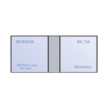 Load image into Gallery viewer,  Burker Haemocytometer Counting Chamber Hemocytometer | Hawksley