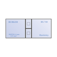 Load image into Gallery viewer, Burker Haemocytometer Counting Chamber Hemocytometer Set | Hawksley