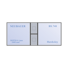 Load image into Gallery viewer, Neubauer Haemocytometer Counting Chamber Hemocytometer | Hawksley