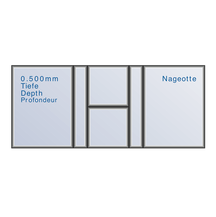 Nageotte Counting Chamber | Hawksley