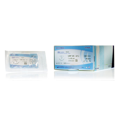Silk Braided Surgical Sutures Non Absorbable | Hawksley