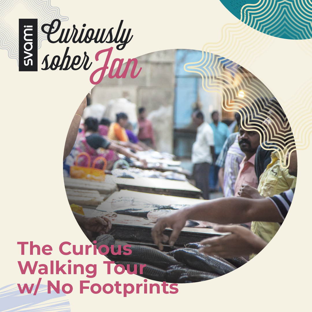 26 January | The Curious Walking Tour w/ No Footprints | Mumbai
