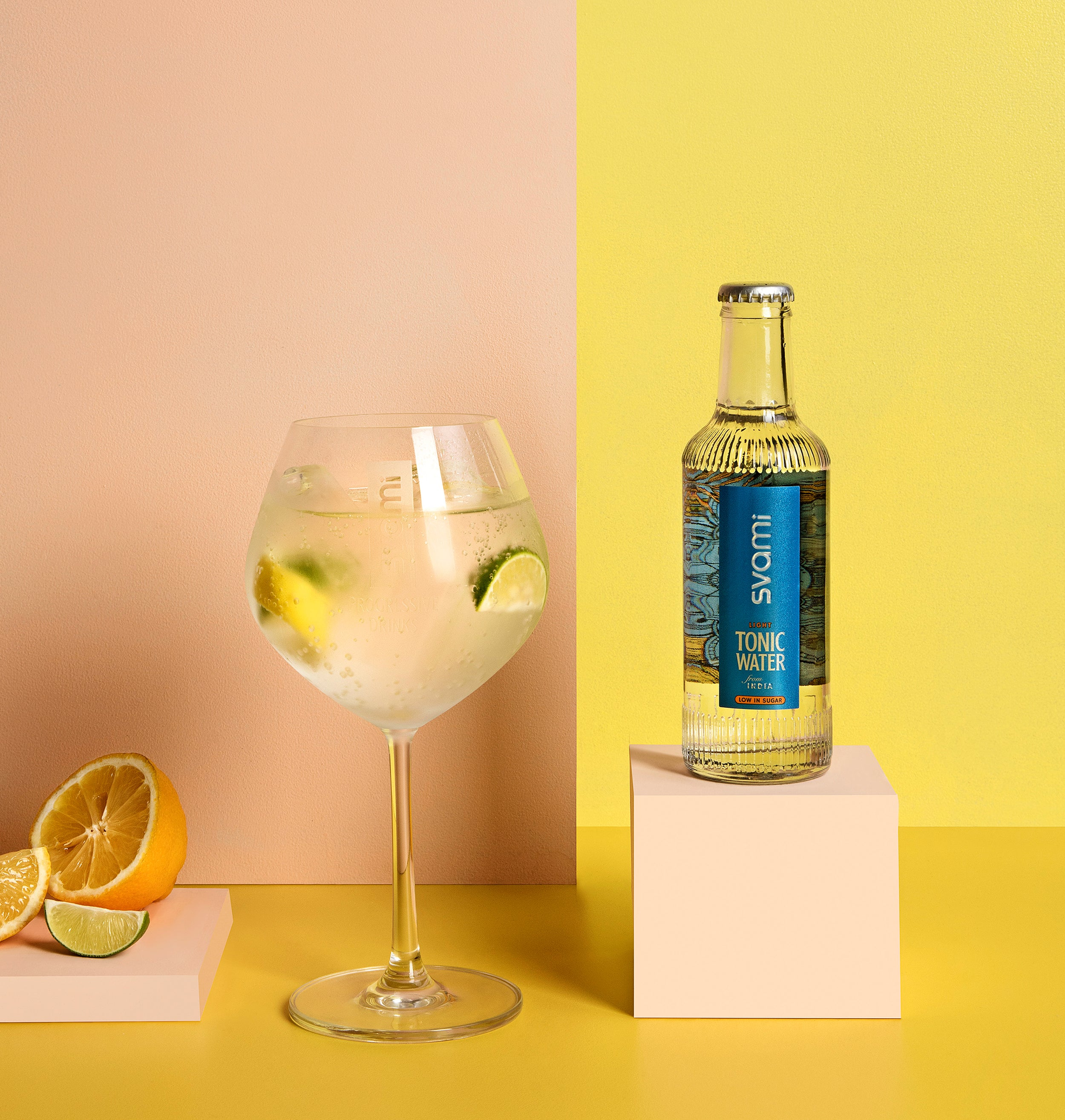 Svami Light Tonic Water