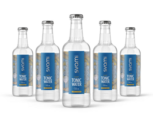 Svami Light Tonic Water (Pack of 24)