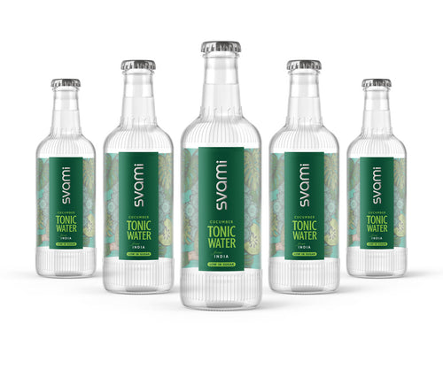 Svami Cucumber Tonic Water (Pack of 24)
