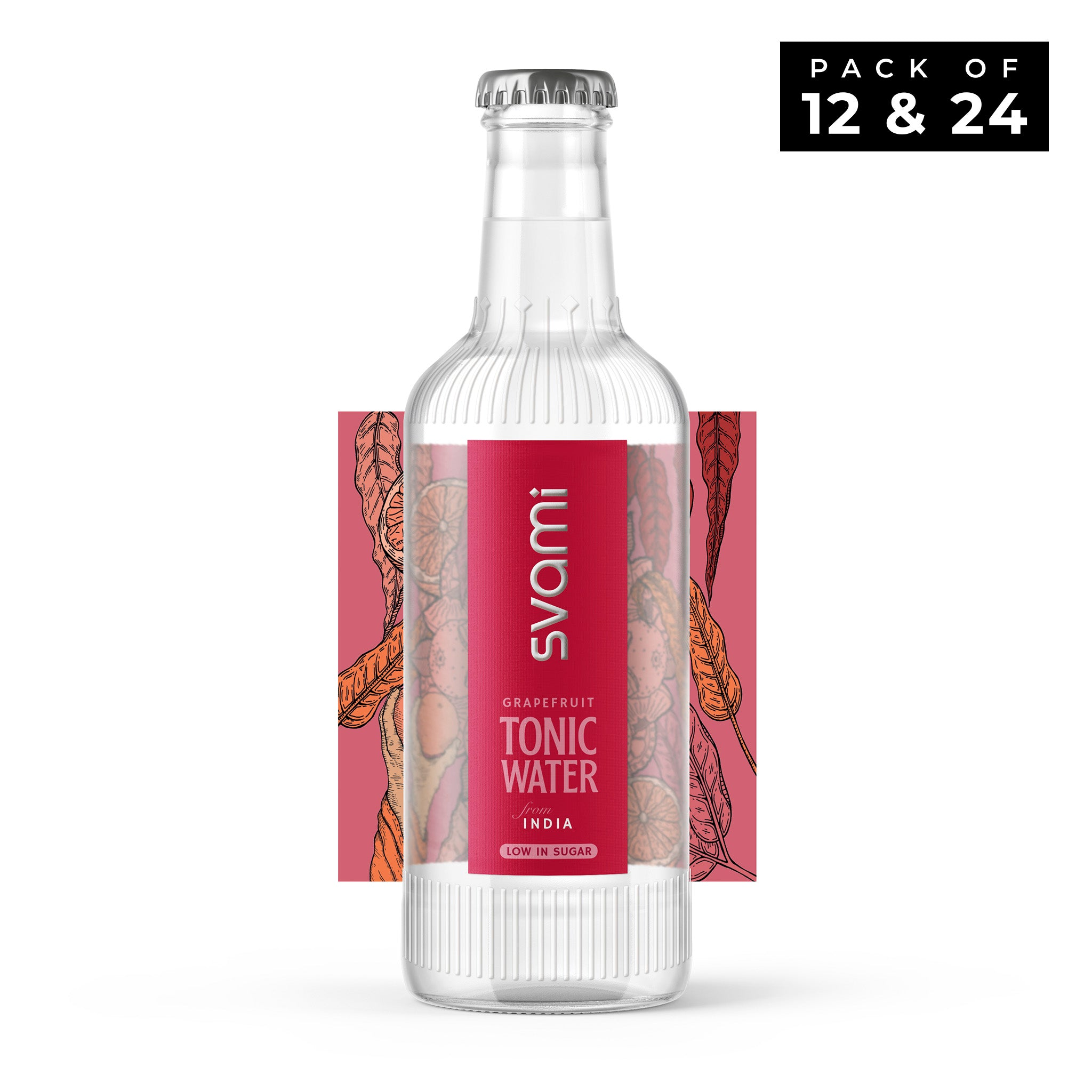 Svami Grapefruit Tonic Water