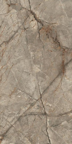 Sintered Stone | Large Format Slab Panel | 1600x3600x15.5mm | Normandy Brown - Global Builders Warehouse