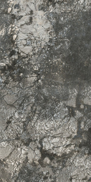 Sintered Stone | Large Format Slab Panel | 1600x3600x15.5mm | Diamond Meteor - Global Builders Warehouse